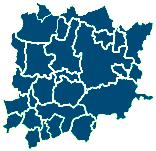 Carte Bretagne Romantique.Communaute De Communes Bretagne Romantique