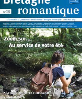 couverture magazine communautaire mai 2019