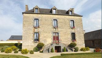 Mairie de Plesder - Bretagne romantique