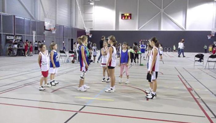 basket espace sportif bretagne romantique tinteniac