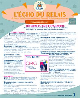 Écho du relais N°33 Communauté de communes Bretagne romantique