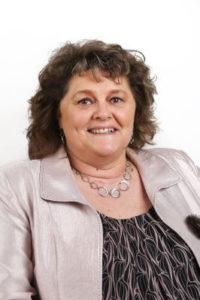 10ème vice-président Evelyne SIMON-GLORY Vice-présidente en charge de la communication et des systèmes d'informations
