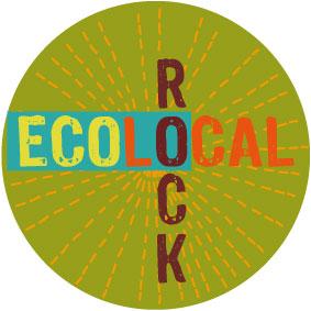 logo du festival Ecolocalrock financé par le labo citoyen de la Bretagne romantique