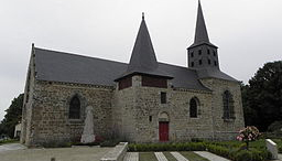 Eglise de Cardroc