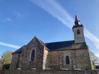 église trimer en bretagne romantique