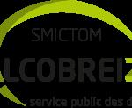 logo du SMICTOM valcobreizh qui assure le ramassage des déchets sur le territoire de la Bretagne romantique